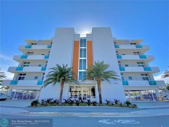 2900 N Ocean Dr #302, Hollywood, FL 33019 (MLS #F10287025) :: Berkshire Hathaway HomeServices EWM Realty