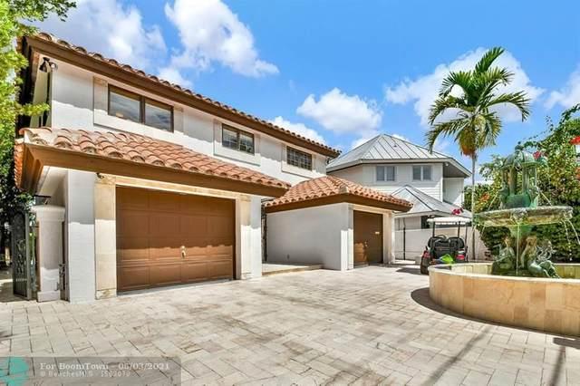 1421 Ponce De Leon Dr, Fort Lauderdale, FL 33316 (#F10287056) :: Baron Real Estate