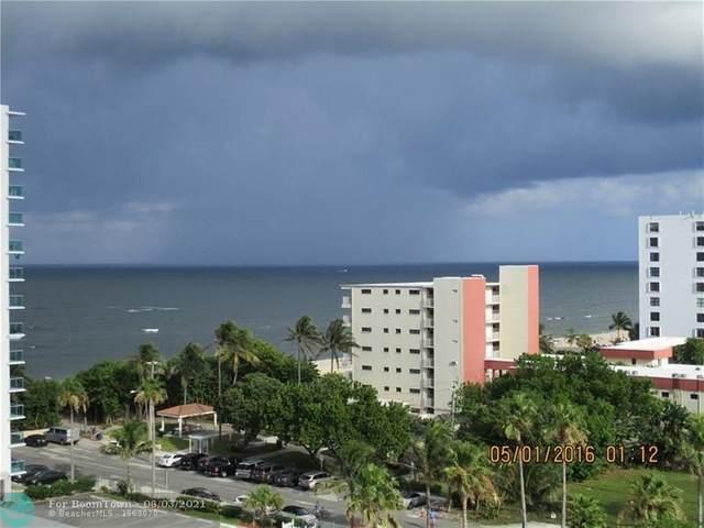 1630 N Ocean Blvd #815, Pompano Beach, FL 33062 (#F10287077) :: The Reynolds Team | Compass