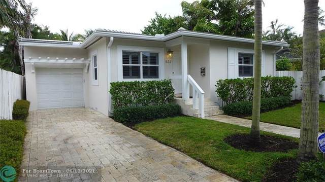 632 NE 9th Ave, Fort Lauderdale, FL 33304 (#F10287106) :: Michael Kaufman Real Estate