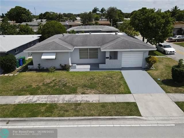 6890 Margate Blvd, Margate, FL 33063 (#F10287236) :: Michael Kaufman Real Estate