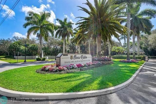 1666 SW 20th Ave, Boca Raton, FL 33486 (#F10287264) :: Michael Kaufman Real Estate