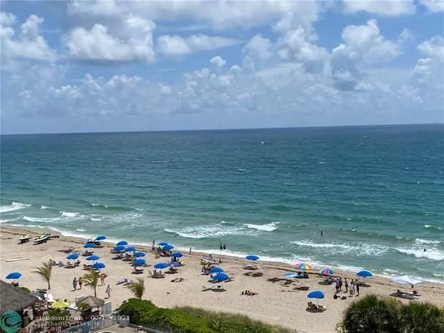 4020 Galt Ocean Dr #609, Fort Lauderdale, FL 33308 (#F10287287) :: Dalton Wade