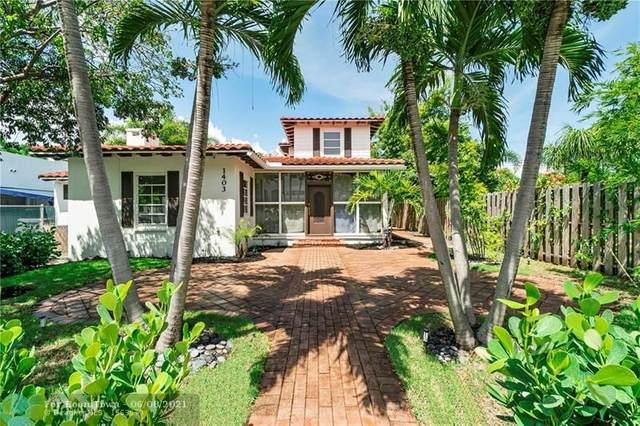 1403 SE 2nd St, Fort Lauderdale, FL 33301 (#F10287383) :: Michael Kaufman Real Estate