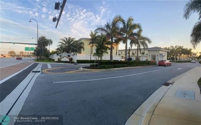 1010 NW 40th Way #1010, Lauderhill, FL 33313 (#F10287593) :: Posh Properties