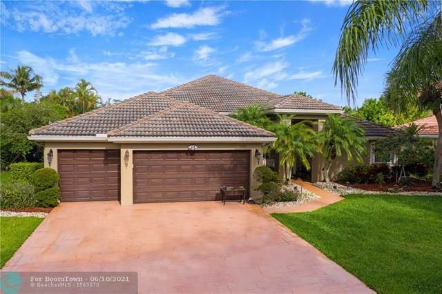 7325 NW 68th Way, Parkland, FL 33067 (MLS #F10287632) :: Berkshire Hathaway HomeServices EWM Realty