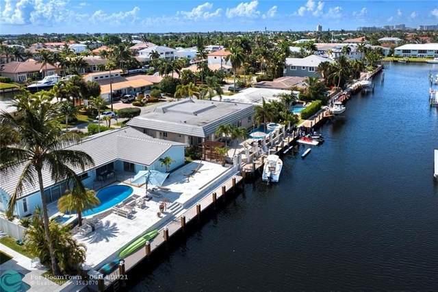 3801 NE 25TH AVE, Lighthouse Point, FL 33064 (#F10287660) :: Michael Kaufman Real Estate