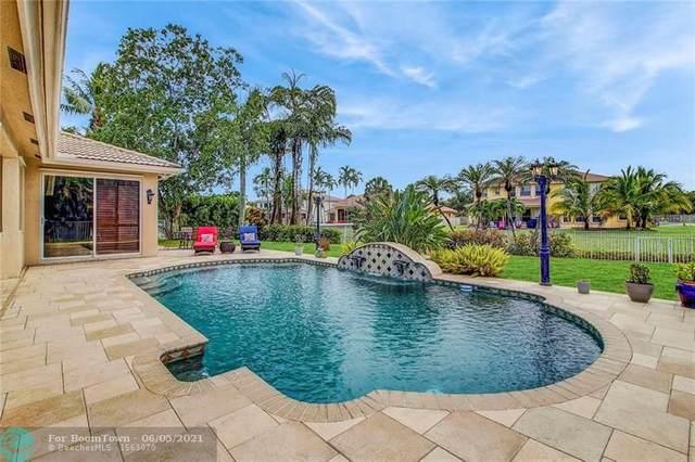 5015 Stillwater Ter, Cooper City, FL 33330 (#F10287666) :: Michael Kaufman Real Estate