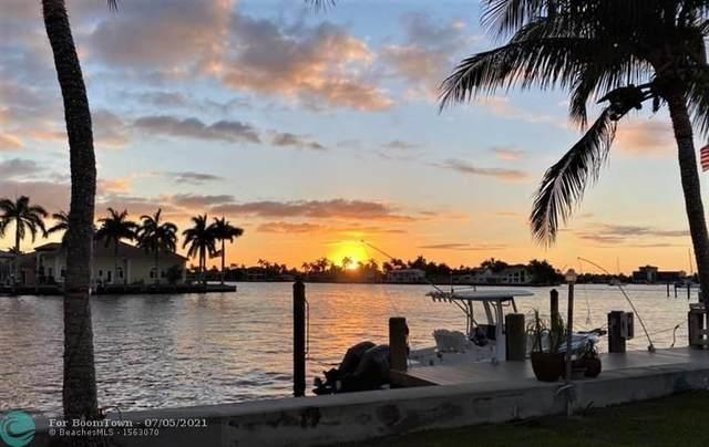 3216 SE 12th St #2, Pompano Beach, FL 33062 (MLS #F10287711) :: Green Realty Properties