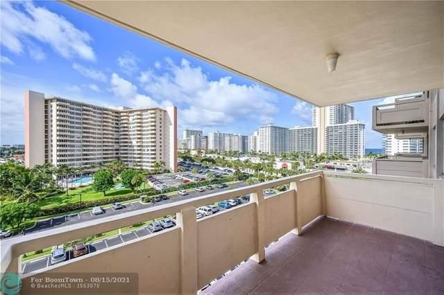 3333 NE 34th St #706, Fort Lauderdale, FL 33308 (MLS #F10287712) :: The MPH Team