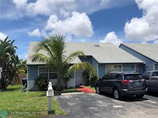 7399 Tam O'shanter Bl #7399, North Lauderdale, FL 33068 (MLS #F10287762) :: Castelli Real Estate Services