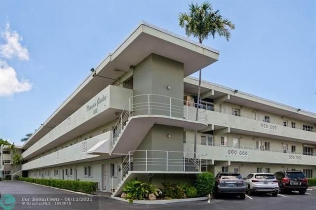 1000 SE 4th St   #308, Fort Lauderdale, FL 33301 (MLS #F10287771) :: Castelli Real Estate Services