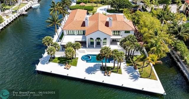 529 Bontona Ave, Fort Lauderdale, FL 33301 (MLS #F10287883) :: Green Realty Properties