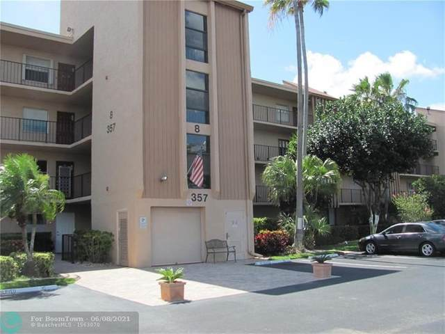 357 N Rock Island Rd #205, Margate, FL 33063 (MLS #F10288006) :: Castelli Real Estate Services