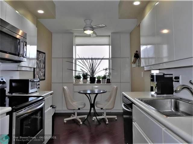 4350 Hillcrest Dr #711, Hollywood, FL 33021 (#F10288054) :: Treasure Property Group