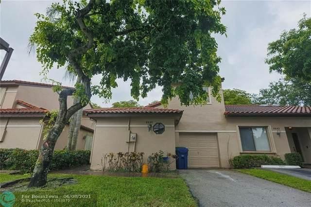 3251 Inverrary Blvd W #3251, Lauderhill, FL 33319 (MLS #F10288062) :: Castelli Real Estate Services