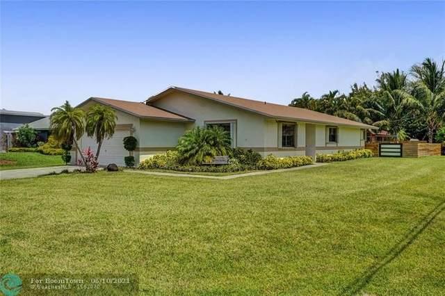 11801 NW 27th Ct, Plantation, FL 33323 (MLS #F10288130) :: Berkshire Hathaway HomeServices EWM Realty
