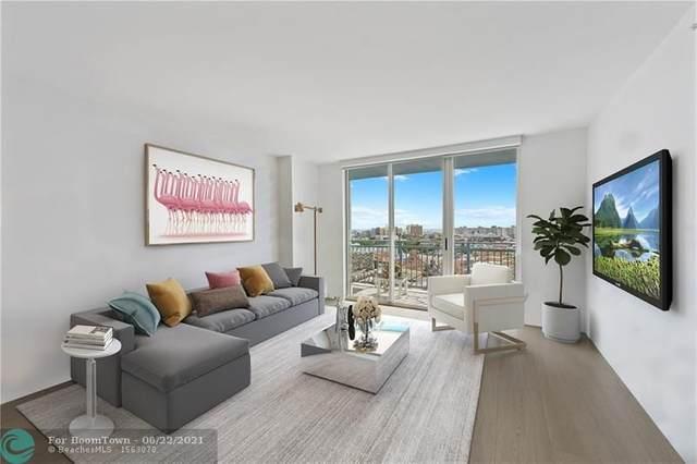 90 Alton Rd #1205, Miami Beach, FL 33139 (#F10288323) :: Michael Kaufman Real Estate