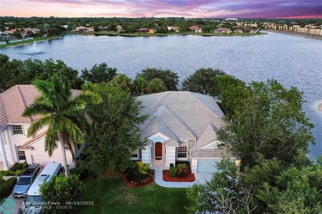 10424 NW 59th Pl, Parkland, FL 33076 (MLS #F10288354) :: United Realty Group