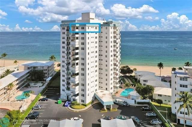 1500 S Ocean Blvd #1608, Pompano Beach, FL 33062 (#F10288509) :: Dalton Wade