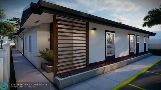 201 NW 12, Pompano Beach, FL 33060 (#F10288548) :: Michael Kaufman Real Estate