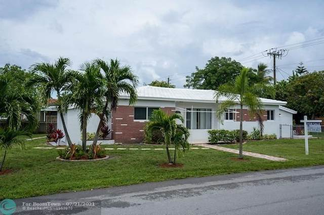 1107 S 15th Ave, Hollywood, FL 33020 (#F10288555) :: The Reynolds Team | Compass