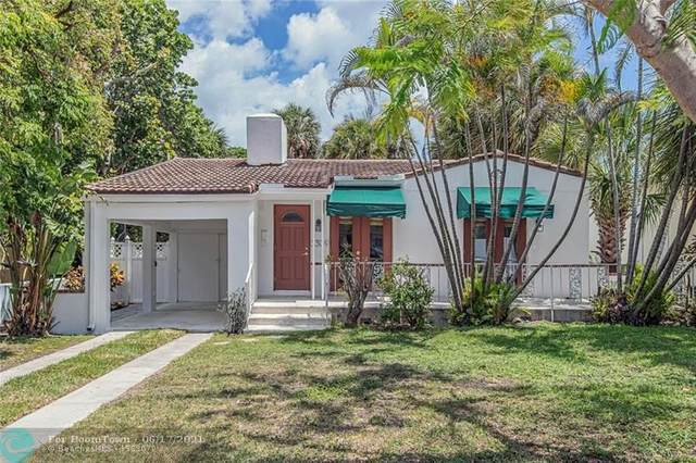 3309 NE 16th Ct, Fort Lauderdale, FL 33305 (MLS #F10288579) :: THE BANNON GROUP at RE/MAX CONSULTANTS REALTY I