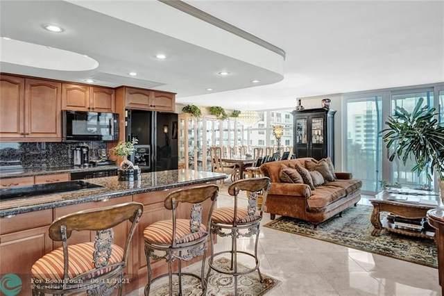 209 N Fort Lauderdale Beach Blvd 5A & 5D, Fort Lauderdale, FL 33304 (MLS #F10288584) :: Castelli Real Estate Services
