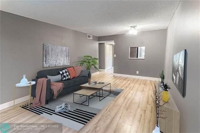 9181 Sunrise Lakes Blvd #306, Sunrise, FL 33322 (#F10288826) :: Michael Kaufman Real Estate