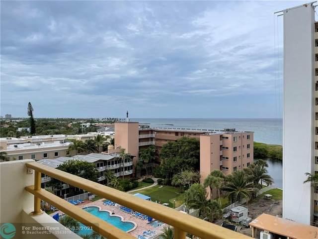 1630 N Ocean Blvd #712, Pompano Beach, FL 33062 (#F10288863) :: The Reynolds Team | Compass