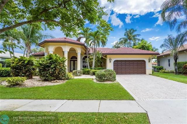 7179 NW 66th Ter, Parkland, FL 33067 (MLS #F10288922) :: United Realty Group