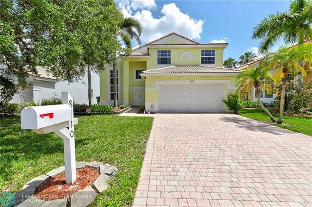 8410 NW 46th Dr, Coral Springs, FL 33067 (MLS #F10288956) :: Castelli Real Estate Services