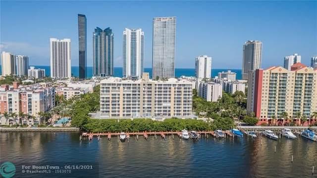 17050 N Bay Road #906, Sunny Isles Beach, FL 33160 (#F10288999) :: The Power of 2 | Century 21 Tenace Realty