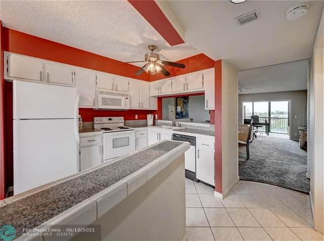 2200 S Cypress Bend Dr #506, Pompano Beach, FL 33069 (#F10289074) :: Posh Properties