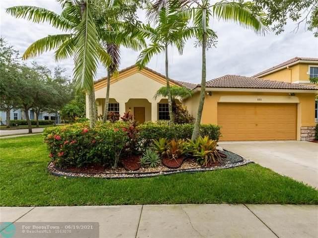 888 Vanda Ter, Weston, FL 33327 (MLS #F10289197) :: Green Realty Properties