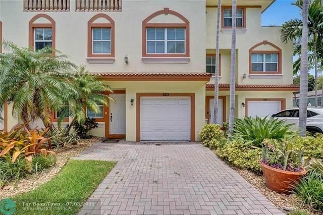 623 NE 8th Ave #623, Fort Lauderdale, FL 33304 (#F10289213) :: The Rizzuto Woodman Team