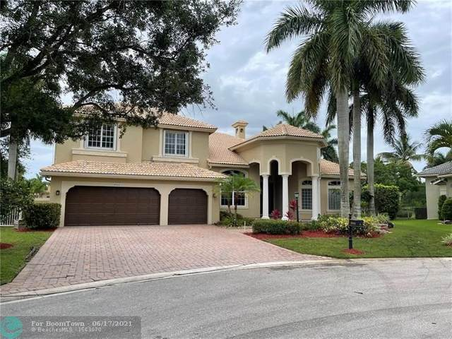 6944 NW 126th Ave, Parkland, FL 33076 (MLS #F10289375) :: United Realty Group