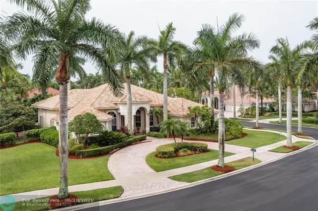 2441 Poinciana Ct, Weston, FL 33327 (MLS #F10289382) :: United Realty Group
