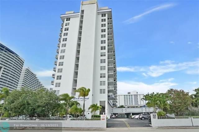 336 N Birch Rd 12A, Fort Lauderdale, FL 33304 (#F10289461) :: The Reynolds Team | Compass