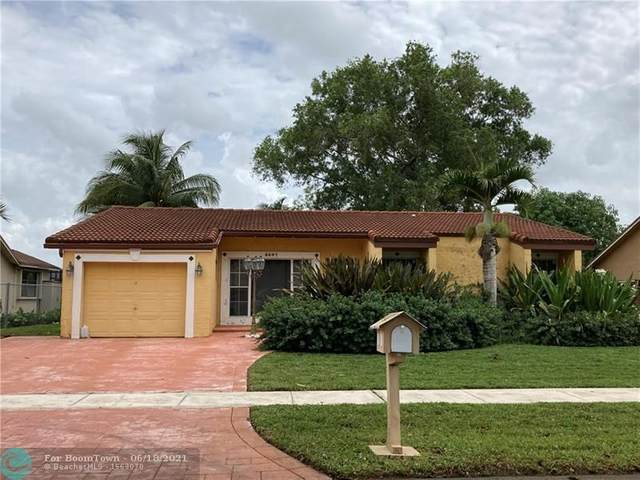 8641 NW 4th St, Pembroke Pines, FL 33024 (#F10289480) :: The Power of 2 | Century 21 Tenace Realty