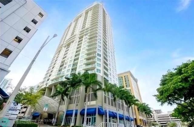 350 SE 2nd St #1150, Fort Lauderdale, FL 33301 (#F10289526) :: DO Homes Group