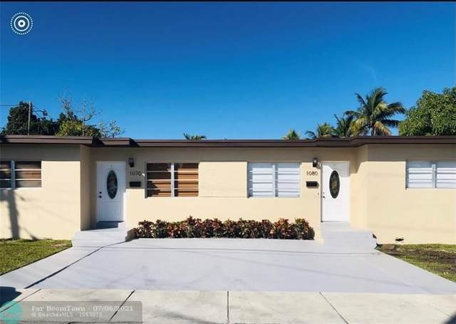 1070 NW 25th Ave, Miami, FL 33125 (MLS #F10289654) :: The Howland Group