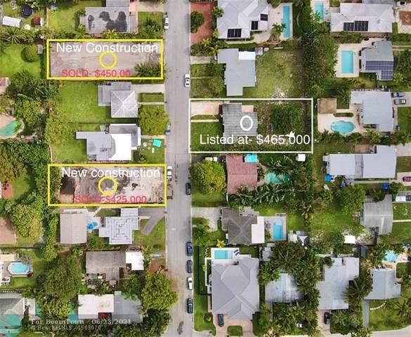 1616 NE 17th Ter, Fort Lauderdale, FL 33305 (#F10289853) :: Michael Kaufman Real Estate