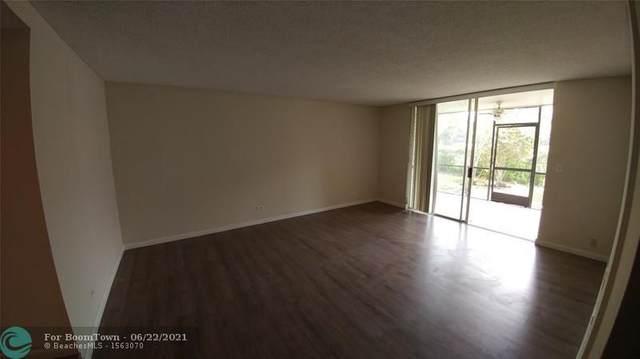 3650 Inverrary Dr 1N, Lauderhill, FL 33319 (#F10289911) :: Baron Real Estate