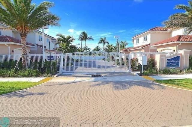 2341 SE 5th St #2341, Pompano Beach, FL 33062 (MLS #F10290113) :: Berkshire Hathaway HomeServices EWM Realty