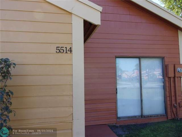 5514 NW 24th St #0, Lauderhill, FL 33313 (MLS #F10290390) :: Castelli Real Estate Services