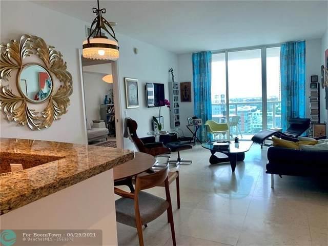 350 Se 2 Street #1660, Fort Lauderdale, FL 33301 (#F10290439) :: DO Homes Group