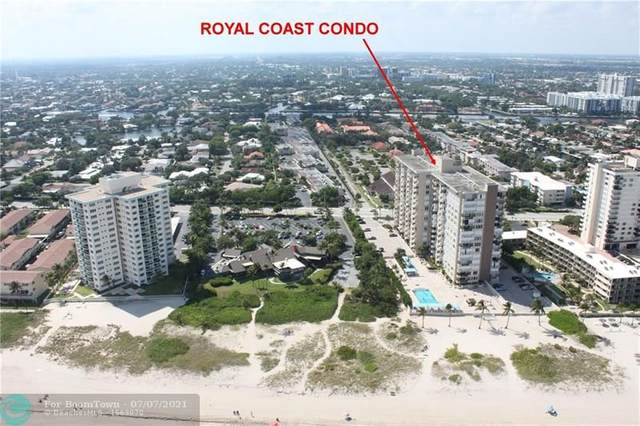 2000 S Ocean Blvd 2D, Lauderdale By The Sea, FL 33062 (#F10290614) :: Baron Real Estate