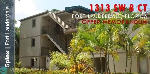1313 SW 8th Ct, Fort Lauderdale, FL 33312 (MLS #F10290876) :: GK Realty Group LLC