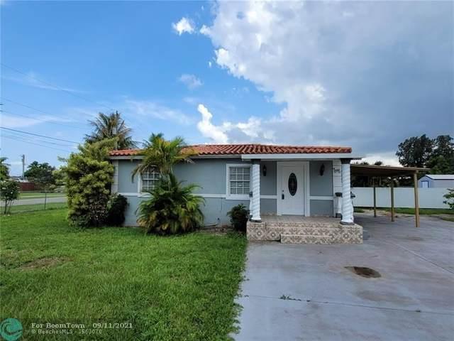 3850 NW 157th St, Miami Gardens, FL 33054 (#F10291007) :: The Reynolds Team | Compass